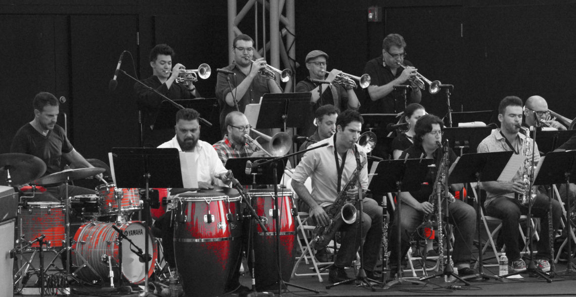 Afro Bop Alliance Big Band